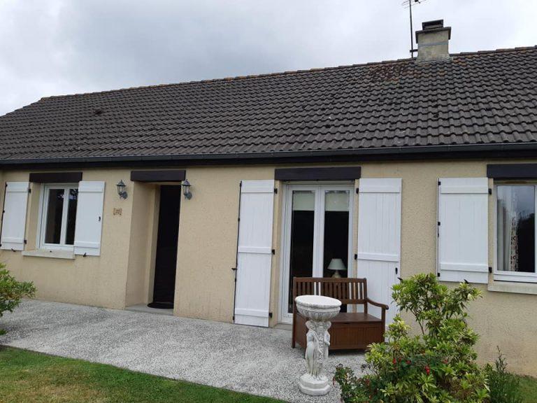 Maison contemporaine St Lo
