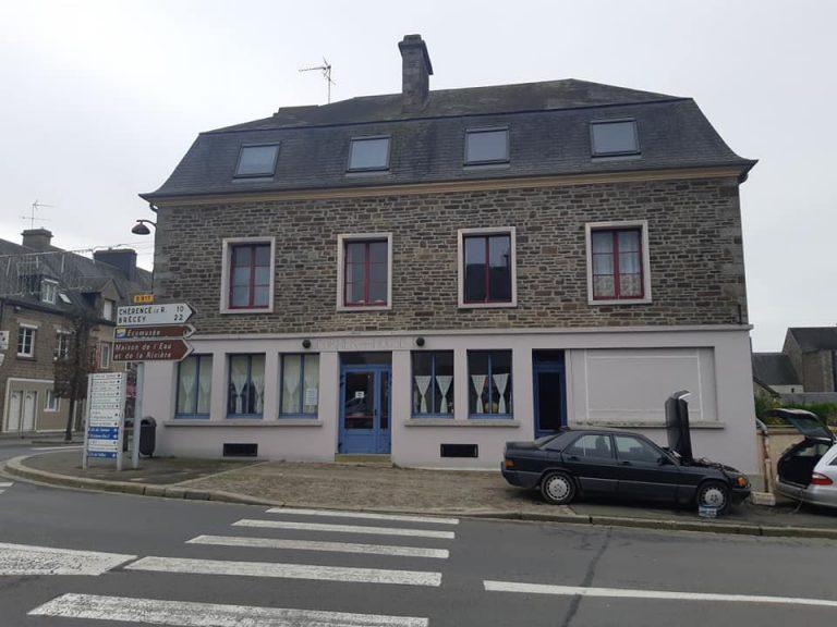 ancien hotel restaurant Sourdeval