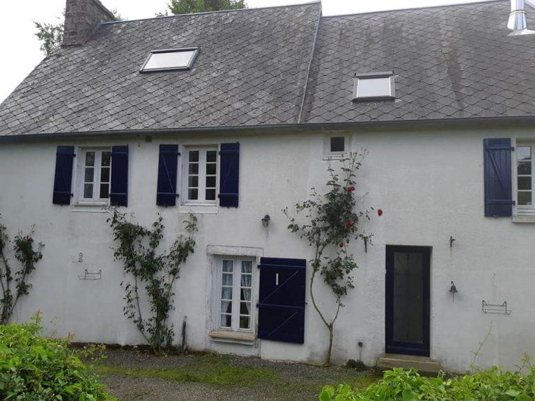 Jolie maison traditionelle rénovée