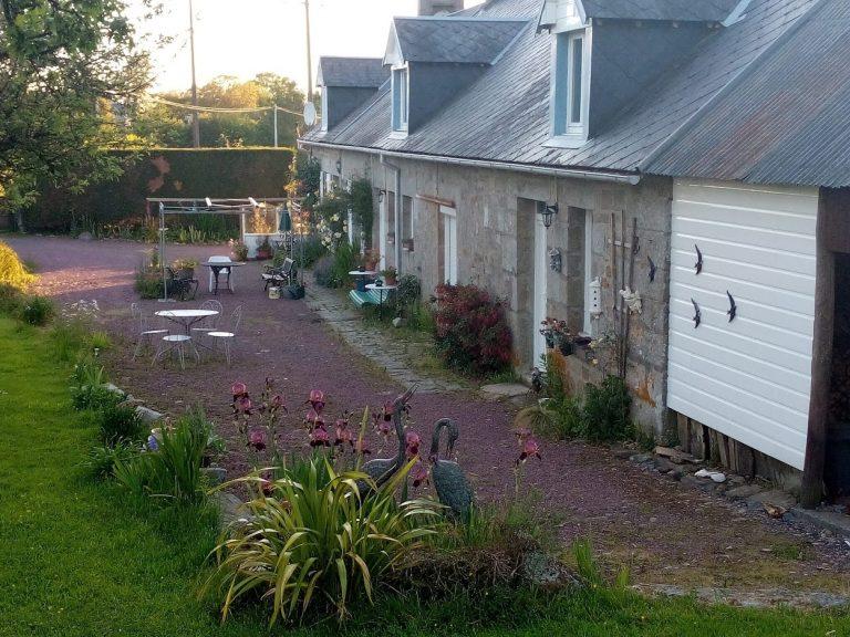 longere avec terrain a vendre en Normandie
