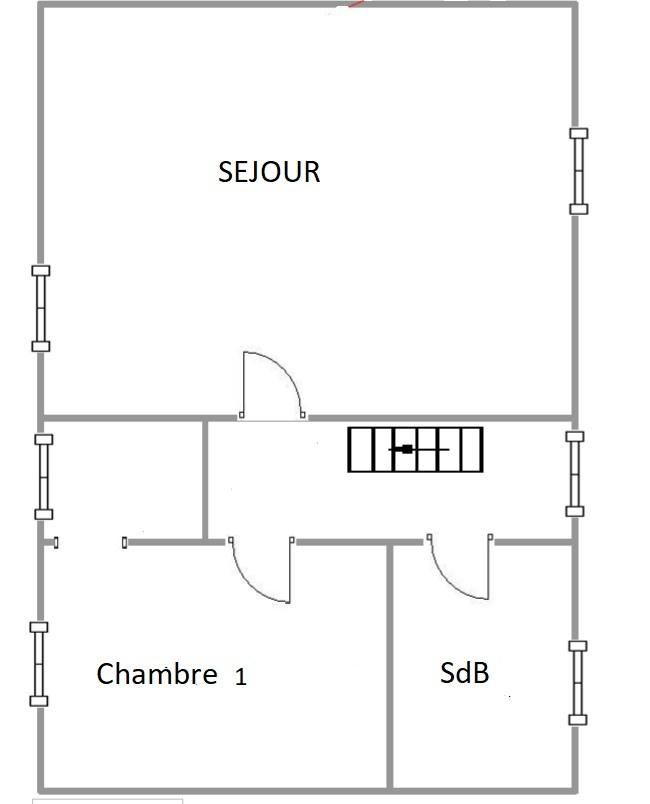 St Vigor 1st floor French