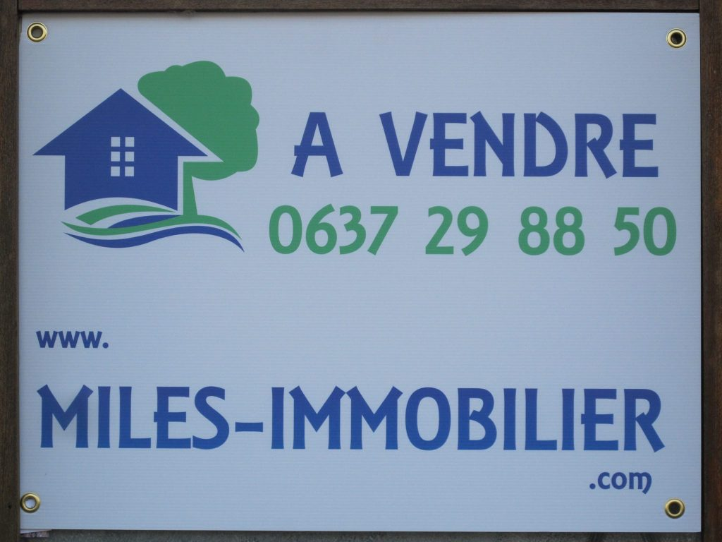 Contact Miles Immobilier