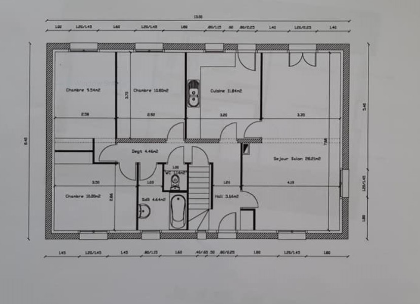 Coutances Floorplan
