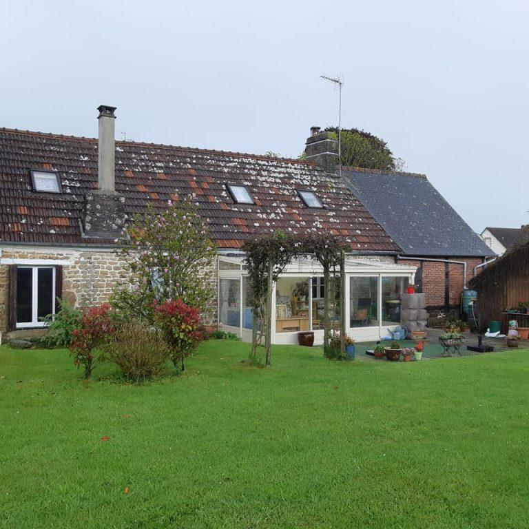 Maison de village dans l'Orne