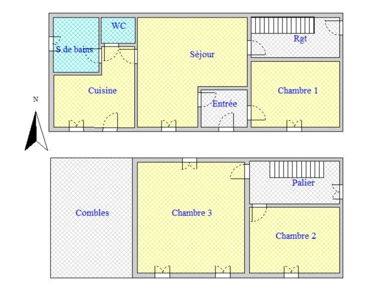 Lapenty 2 floorplan