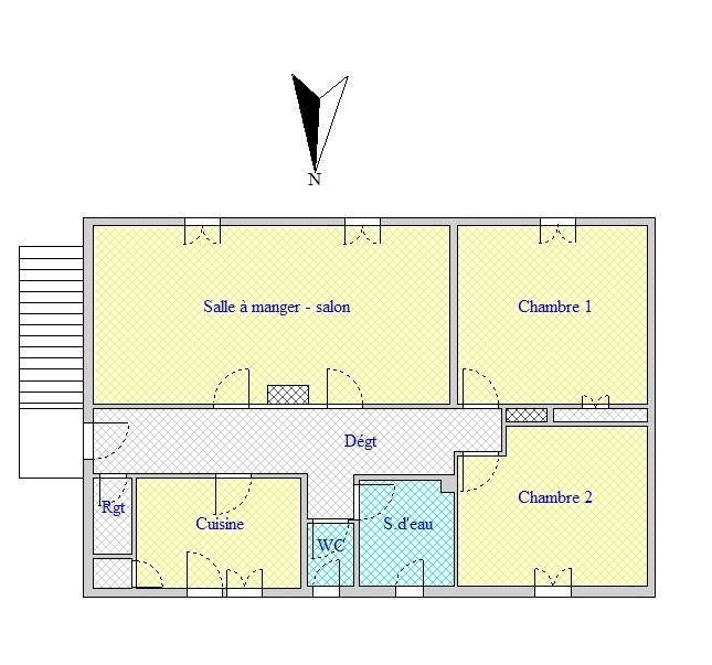 Hambye ecole 1st floor