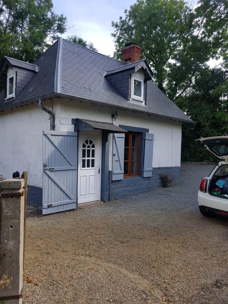 Résidence secondaire en Normandie