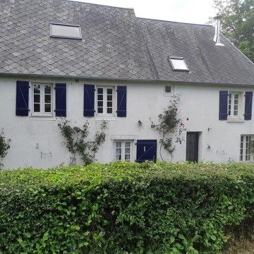 Jolie maison traditionnelle rénovée