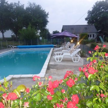 Maison avec piscine Barenton